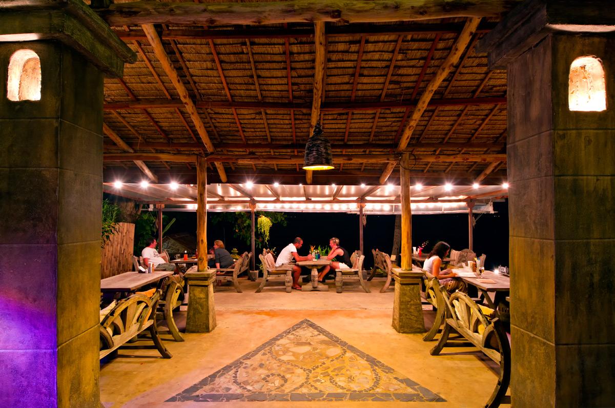 Restaurant Cactus Bungalow Koh Samui